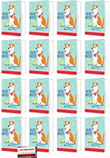 Puppy Dog 16 Foldover Invitations Birthday Party Supplies Value Pack Plus Planning Checklist