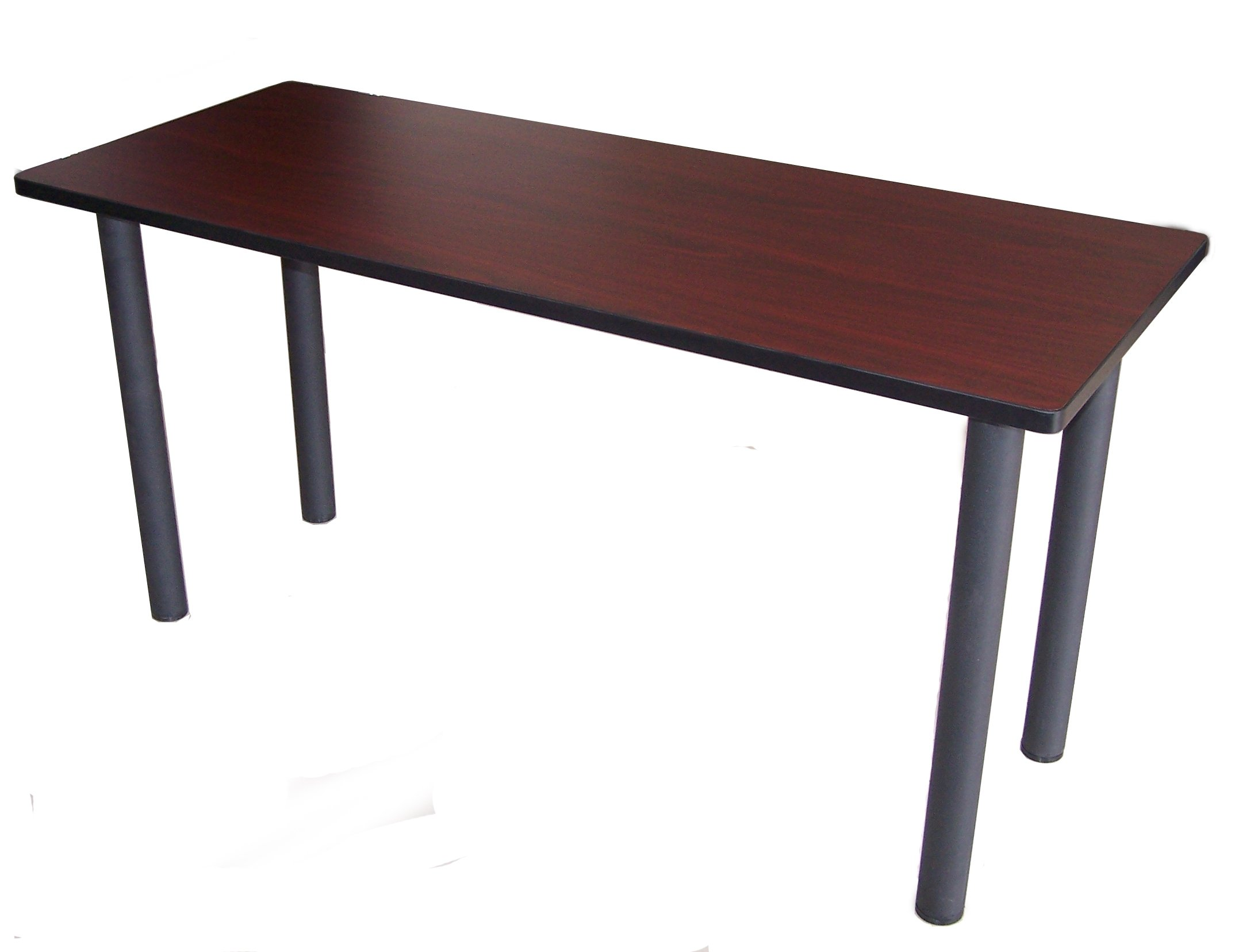 Boss Office Products NTT2460-M Training Table (Legs Sold Seperatly) in Mahogany