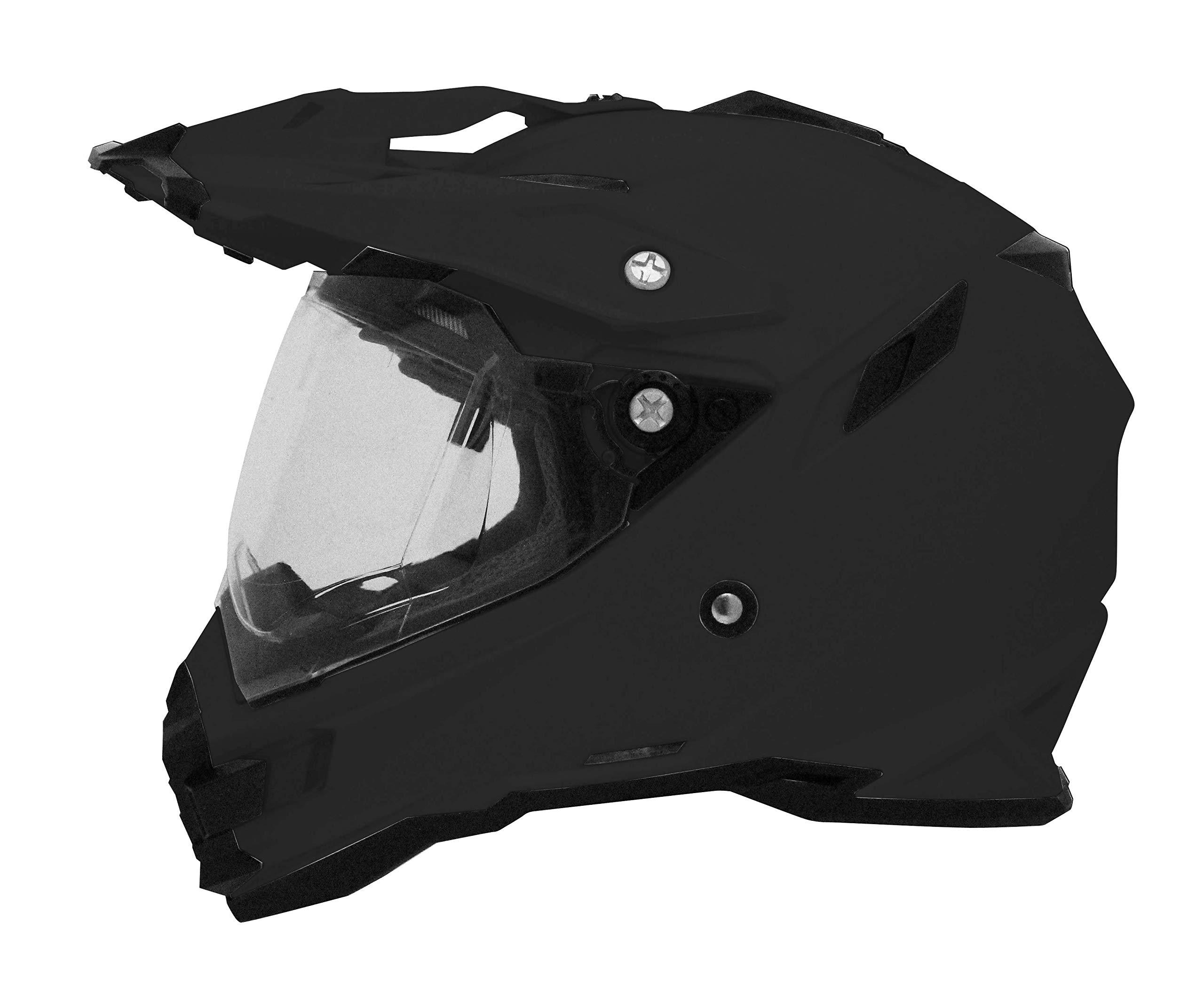Gold Mirror AFX FX-41 Scratch-Resistant Shield