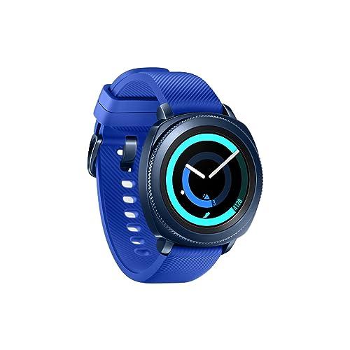 Samsung Gear Sport Smartwatch Tizen 768 MB de RAM memoria interna de 4 GB color azul 1 2 Version española