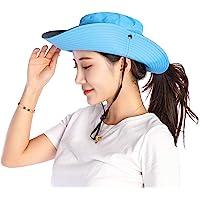 Sombreros y gorras de acampada y marcha para mujer