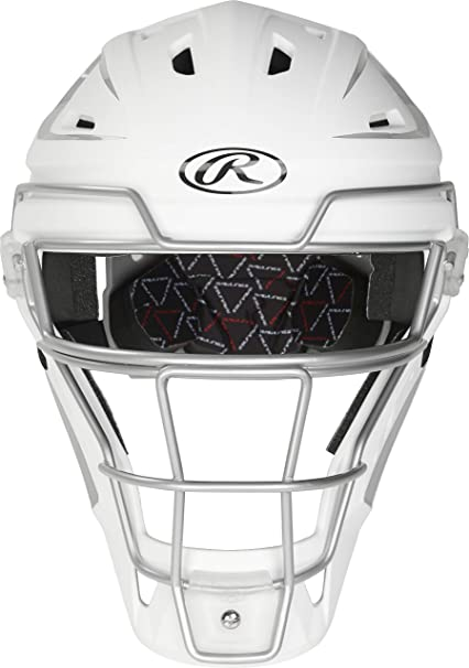 Rawlings Youth Pro Preferred Hockey Style Catchers Helmet 6 1//2-7