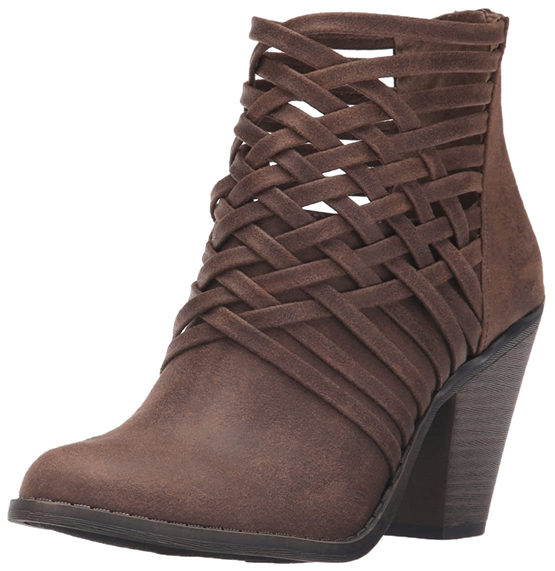 Cognac Fergalicious Women's Weever Ankle Boot