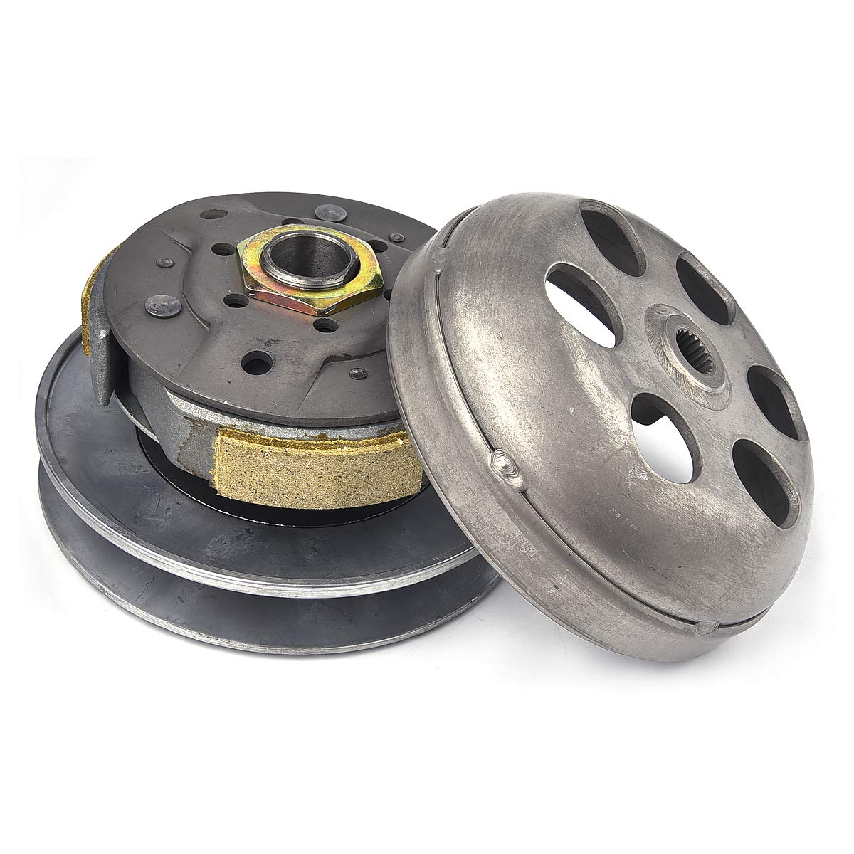 Secondary Rear Clutch Driven Pulley for Honda Helix CN250 CH250 Elite Touring Scooter
