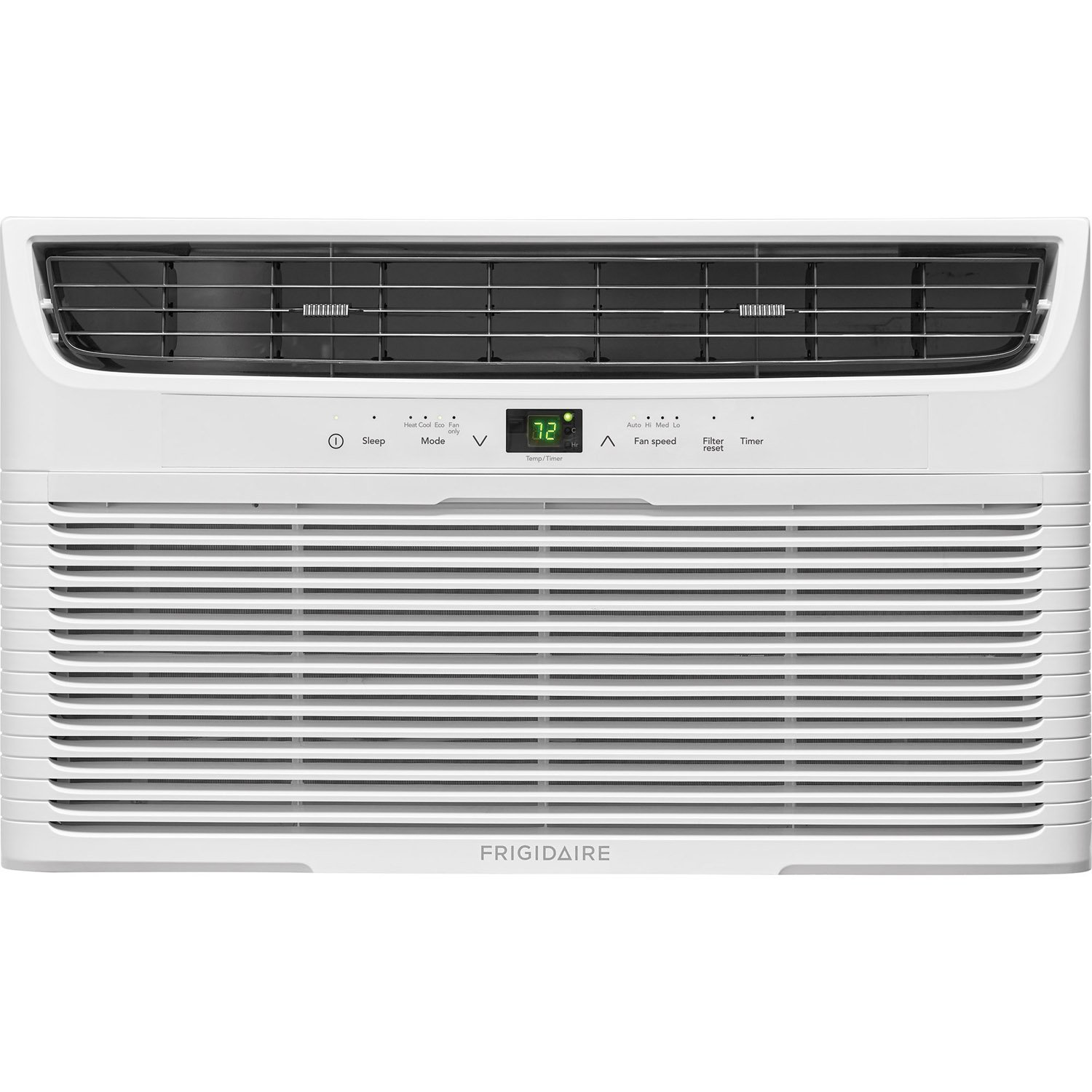 Frigidaire Home Comfort White 14,000 BTU 9.4 Eer Through-The-Wall Air Conditioner With Heat - FFTH1422U2