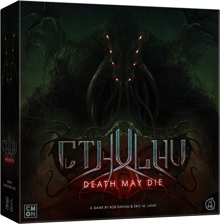 CoolMiniOrNot CMNDMD001 Cthulhu: Death May Die, Mixed Colours: Amazon.es: Juguetes y juegos