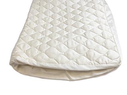 Amazon Com Organictextiles Organic Cotton Crib Mattress Pad Made