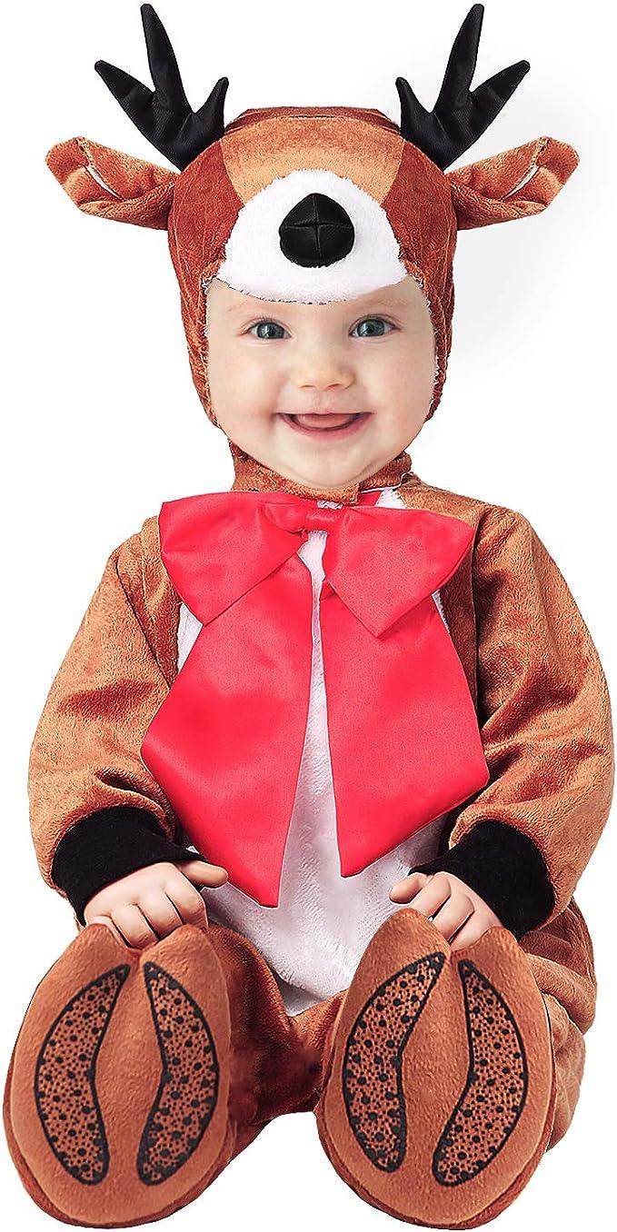 Amazon.com: Reno de bebé para bebé disfraz de disfraz ...