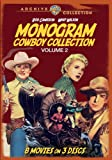 Monogram Cowboy Collection Volume 2 (3 Discs)