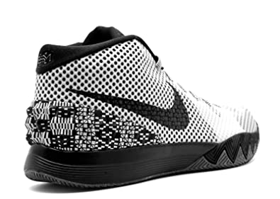 548ddbf53410 Amazon.com  NIKE Kyrie 1 BHM Mens Size 11.5 Style Number 718820 100  Basketball Shoe  Shoes