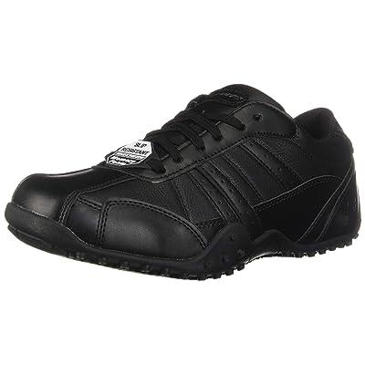 Skechers for Work Men's Elston Relaxed Fit Slip Resistant Shoe | Oxfords