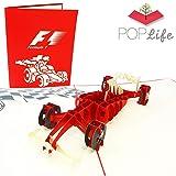 PopLife Formula One Car Pop Up Card for All