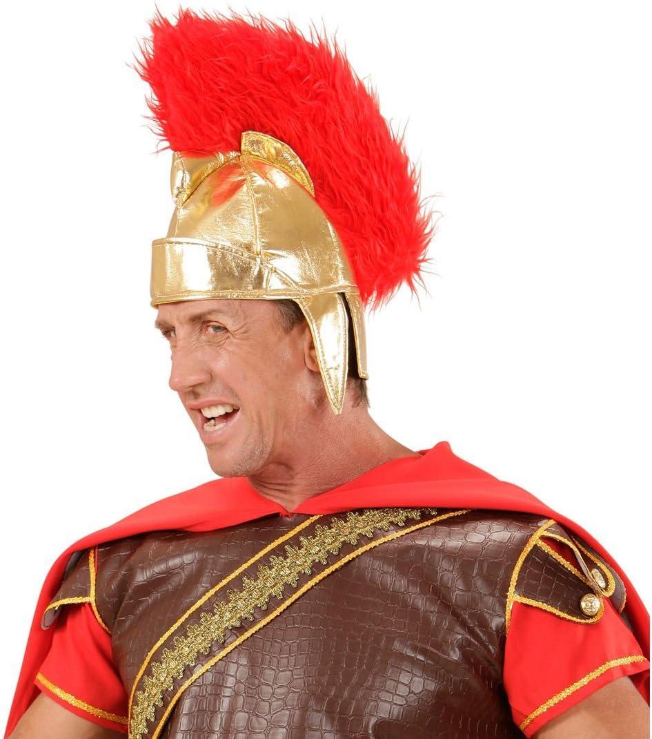 NET TOYS Casco Romano de centurión Espartano Espartano Soldado ...