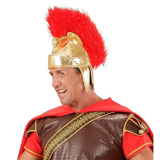 NET TOYS Casco Romano de centurión Espartano Espartano ...