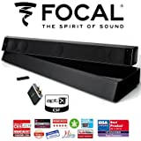 Focal Dimension 5.1 Soundbar Bundled with Focal Subwoofer & APT-X Bluetooth Receiver