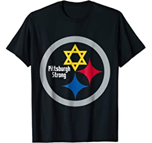 dc631853631 Amazon.com  Stronger Than Hate - Official Pittsburgh Steelers Steel ...