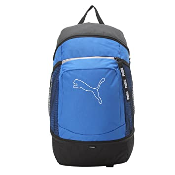 4935c7be1e70 Puma Turkish Sea Laptop Backpack (7567202)  Amazon.in  Bags