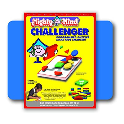 MightyMind Challenger Design Book (#40600): Toys & Games