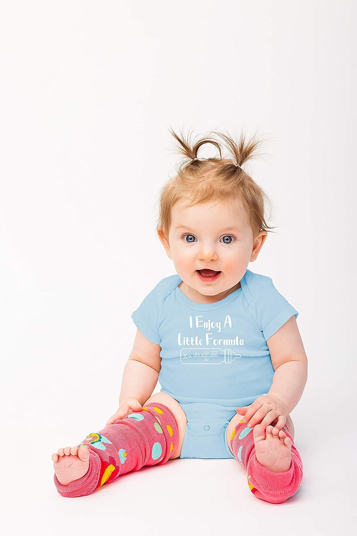One-Piece Baby Bodysuit I Enjoy A Little Formula Funny Cute Infant Creeper Math Nerd