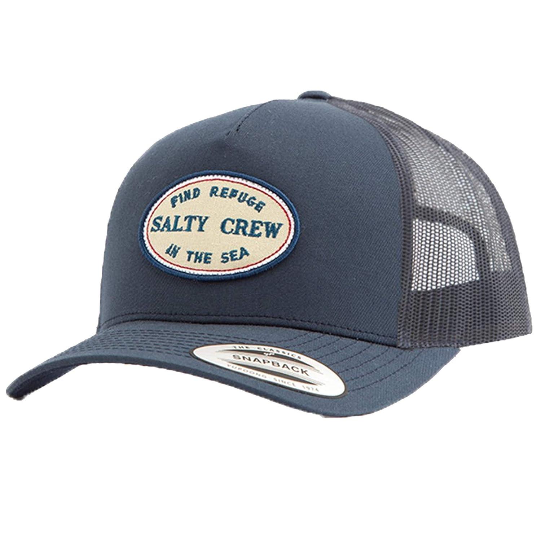 551744b3f9f Amazon.com  Salty Crew Men s Standard Retro Trucker Hat