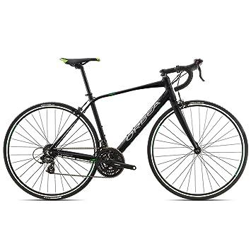 ORBEA Avant H70 Carreras 7 velocidades bicicleta Bike Aluminio ligero Shimano Carretera Hombre Mujer, i100, color negro y gris, tamaño 47: Amazon.es: ...