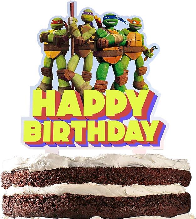 Top 10 Ninja Turtle Picks