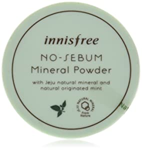 Innisfree No Sebum Mineral Powder 0.18 Oz/5g
