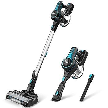 INSE Cordless 4-in-1 12 KPA Vacuum Cleaner