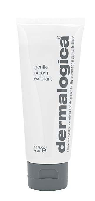 dermalogica gentle cream exfoliant 2.5oz(75ml) 3 Pack - Ethique Eco-Friendly Face Cleanser & Makeup Remover, SuperStar!  2.47 oz