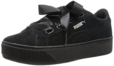 PUMA Women s Vikky Platform Ribbon S Sneaker  Amazon.com.au  Fashion 14340123b