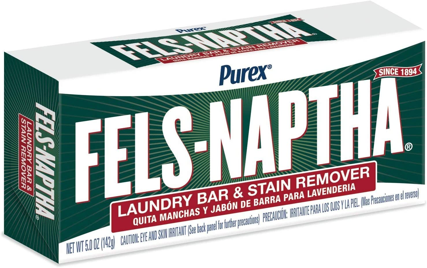 Fels Naptha Dial Laundry Soap, Multi