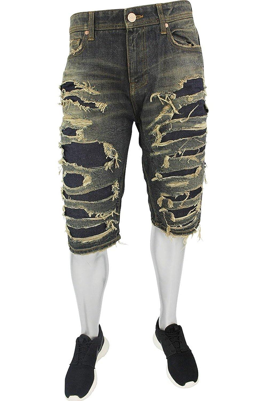 944bda7ad0bc Mud Jordan Craig Shredded Denim Shorts Shorts Shorts ef33aa - dloby ...