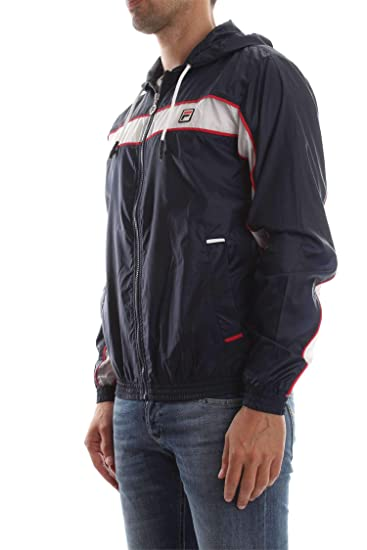 Fila 301500 Match Jacket Abrigos Y Chaquetas, Y Cazadoras Hombre: Amazon.es: Ropa y accesorios