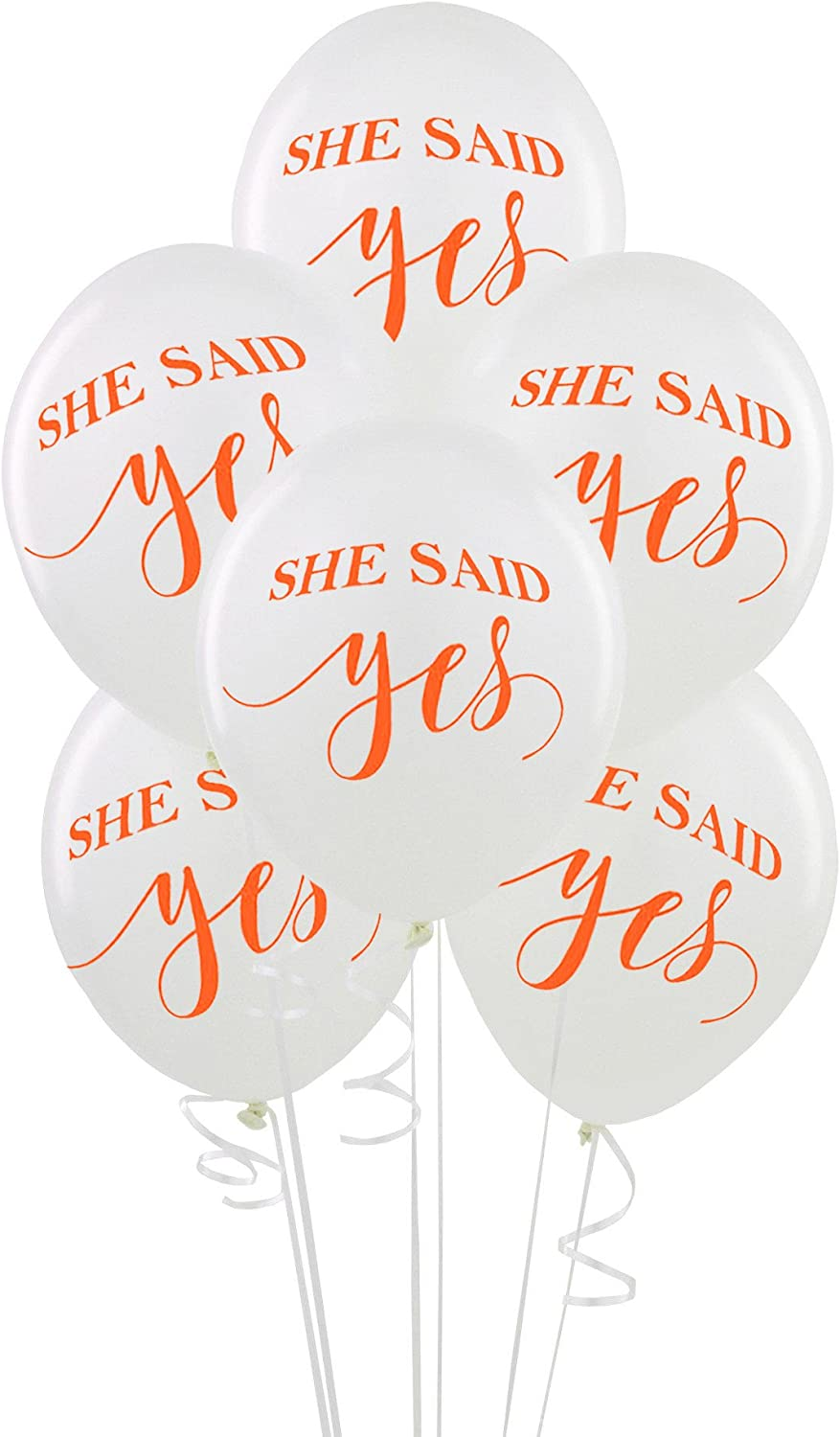 Love Script /& Ring Balloon~She Said Yes~I said Yes Photo Prop~Engagement Party~Bridal Shower~Silver Love Balloon~Bride Banner~Ring Balloon