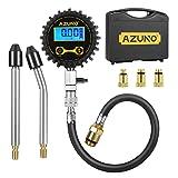 AZUNO Cylinder Compression Tester Kit, 200 PSI