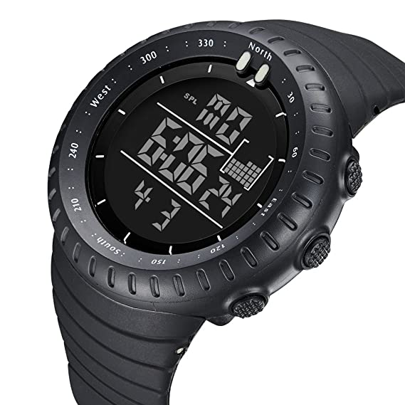 65ce54ca1 com men s sport digital wrist watches outdoor water men s sport digital  wrist watches outdoor