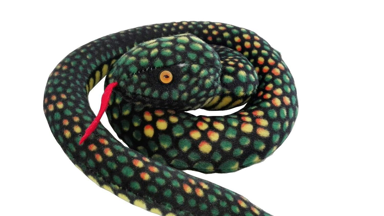 Serpiente peluche juguete para bebes ni/ños ni/ñas regalar cumplea/ños navidad.