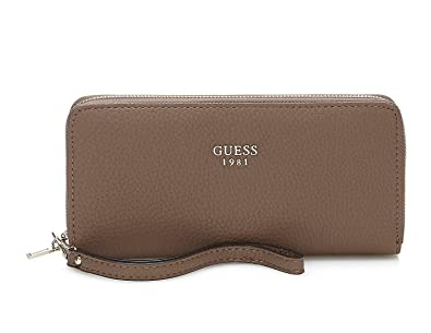 Guess - Swvg6781460, Carteras Mujer, Marrón (Taupe), 2x10x21 cm (W