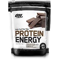 Optimum Nutrition Proteína Energy, Sabor Chocolate, 1.72 Lb