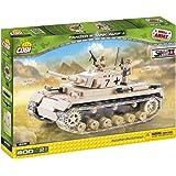 COBI - 2451 - Small Army WWII - Panzer III TANK AUSF J.