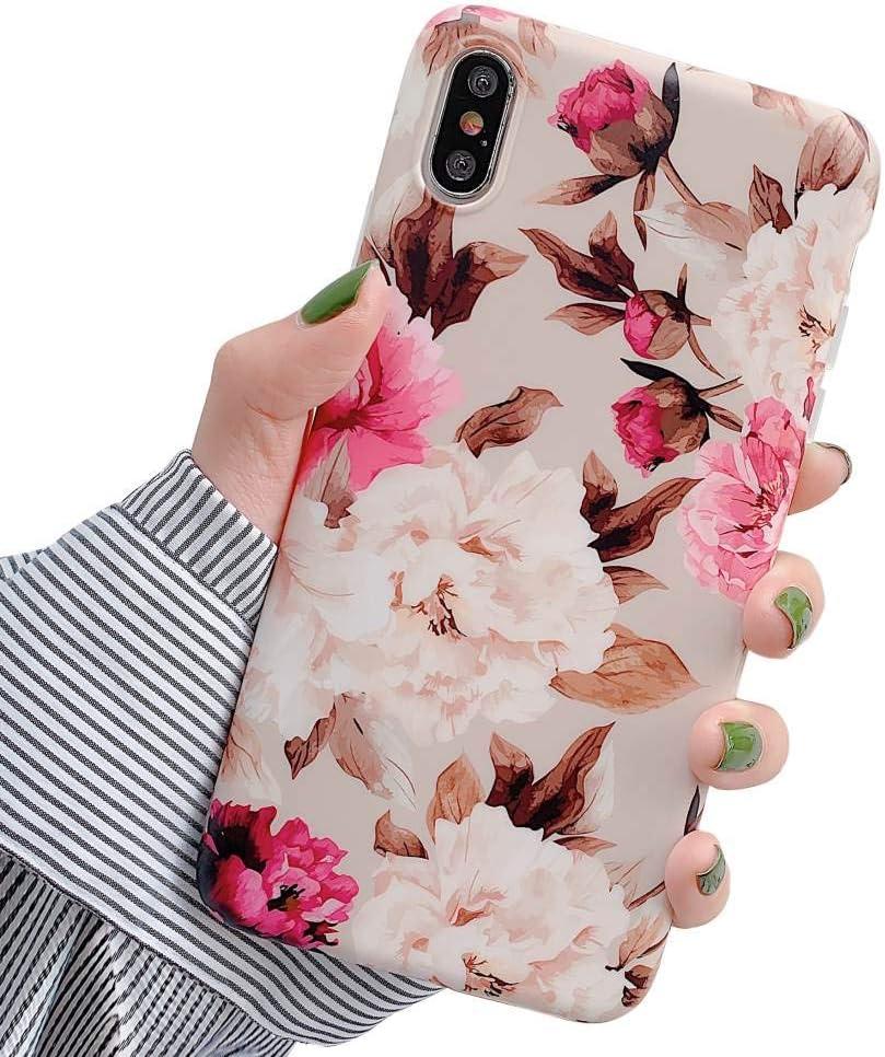 Amazon Com Iphone Xs Max Case For Girls Yelovehaw Flexible Soft