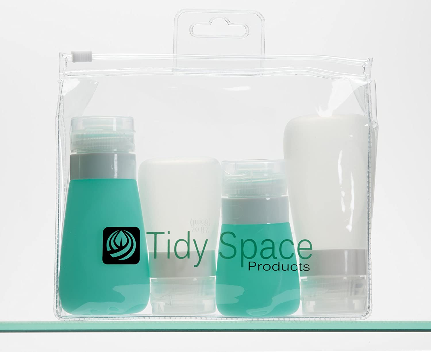 Travel Bottles For Toiletries Leak Proof Silicone Matador Flatpak Toiletry Bottle 1 Pack Containers In Complimentary Tsa Approved Bag Airplane Size 2 And 3 Oz Clear