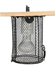 Trixie Cage de Protection pour Lampes Terrarium, ø 15 × 22 cm