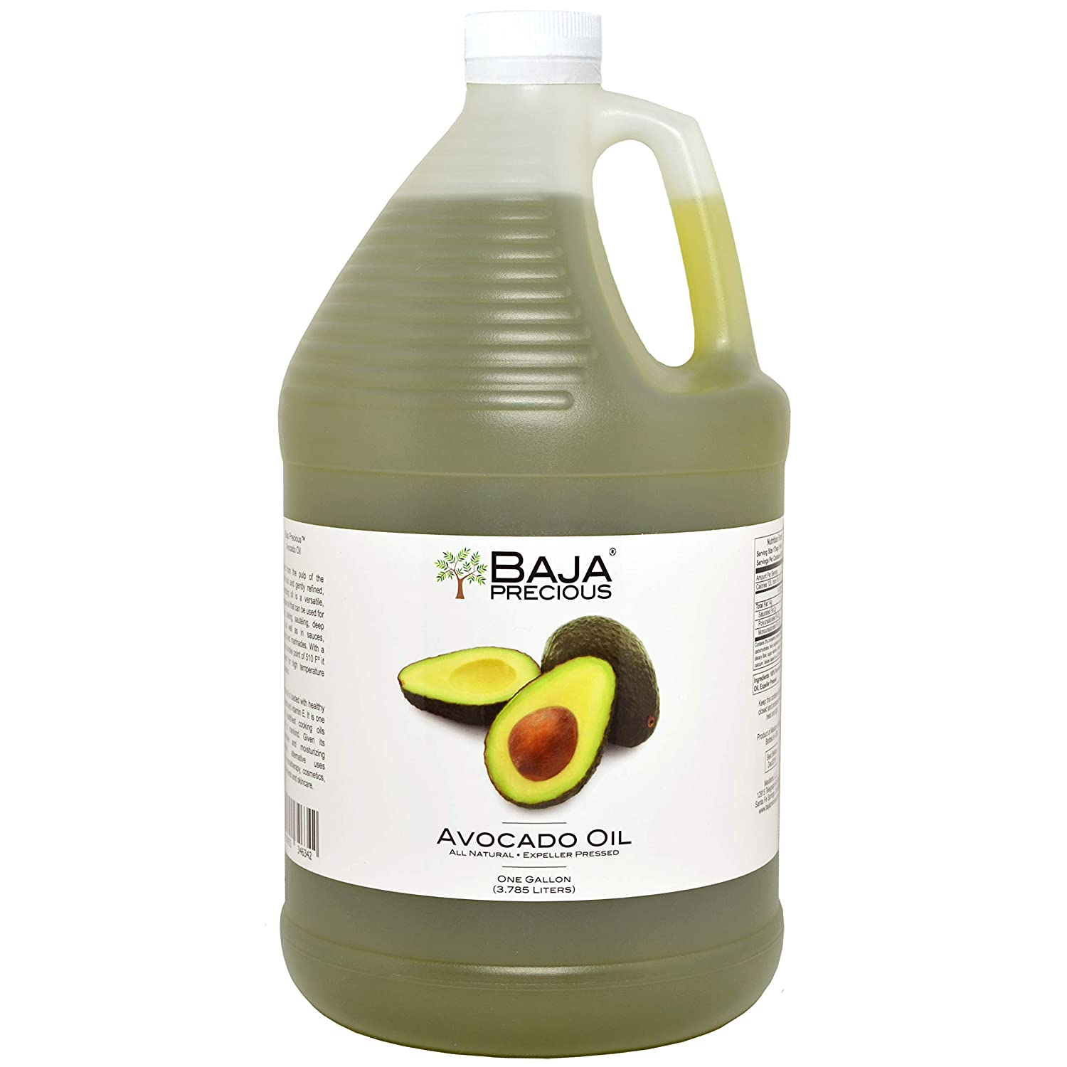 Baja Precious - Avocado Oil, 1 Gallon