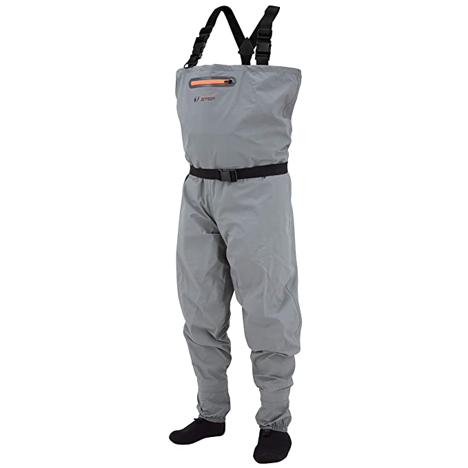 Frogg Toggs Steelheader Reinforced Nylon Breathable & Insulated Bootfoot Wader