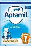 Aptamil爱他美儿童奶粉 1 + 试用大小。一岁以上(8 x 8包300克)