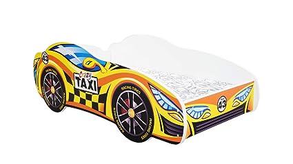 topbeds cama infantil, diseño coche de carreras – Colchón ...