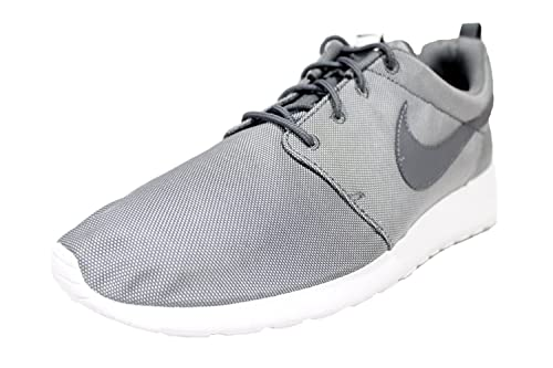 Nike Men's Roshe One Premium Grey Running Shoes 525234 006