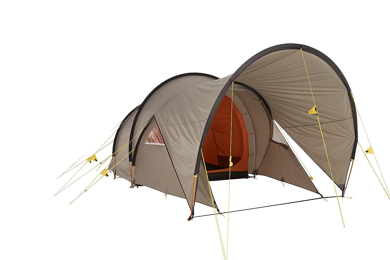 Wechsel Tents Familienzelt Voyager - Travel Line - 4 Personen Zelt, Stehhöhe 1,80 m, Wassersäule 5.000 mm