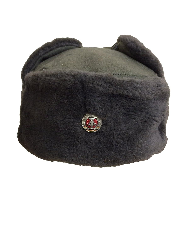 8c9aa0678 Cissbury Genuine East German Ushanka, Cheptka Winter Hat